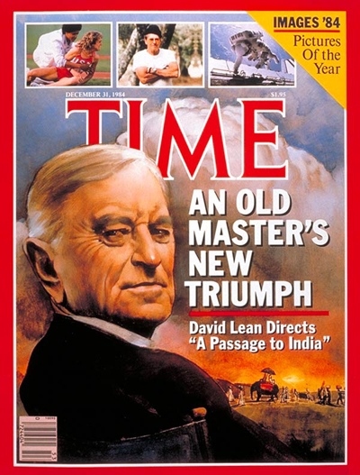TIME Magazine Cover: Sir David Lean -- Dec. 31, 1984
