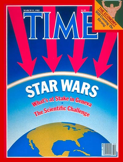 TIME Magazine Cover: Star Wars -- Mar. 11, 1985
