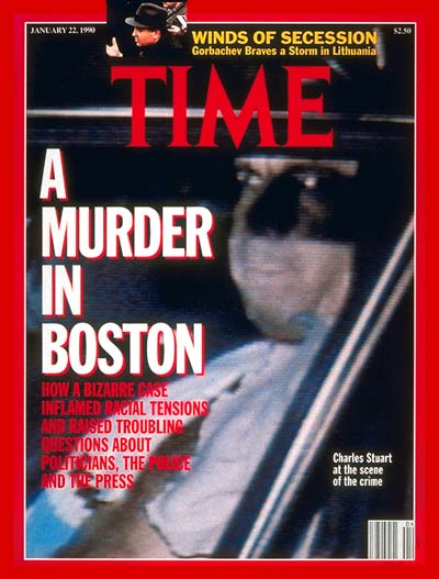 TIME Magazine Cover: Charles Stuart -- Jan. 22, 1990