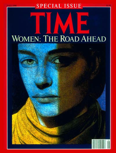 TIME Magazine Cover: Special Issue: Women -- Nov. 1, 1990