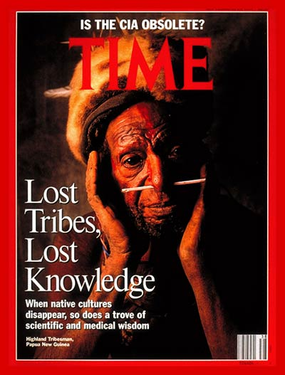 Lost Tribes and Lost Knowledge