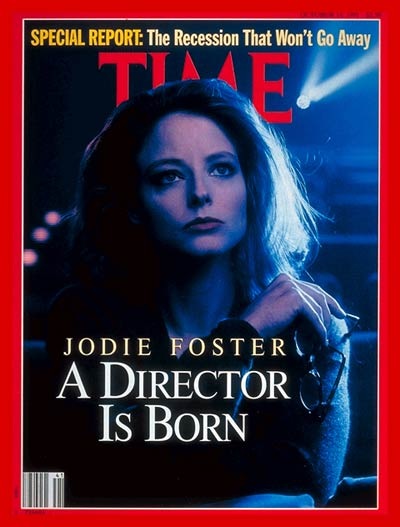 TIME Magazine Cover: Jodie Foster -- Oct. 14, 1991