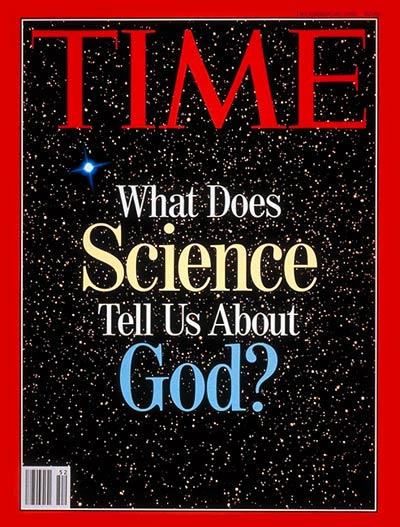 What Does Science Tell Us About God?