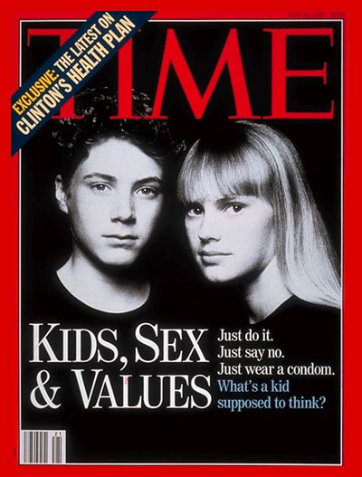 Kids, Sex & Values