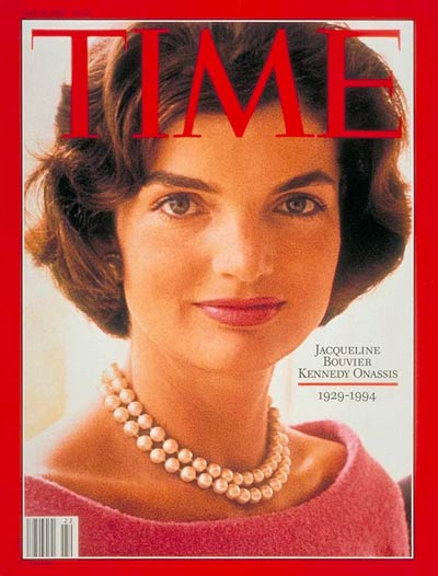 Jacqueline Bouvier Kennedy Onassis photographed in Hyannis Port, MA, 1959, by Mark Shaw-Photo Researchers.