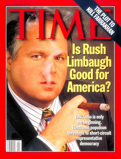 Is Rush Limbaugh Good For America?
