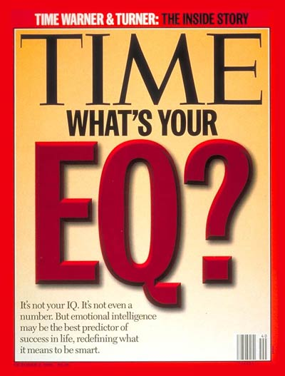 Emotional Intelligence, aka EQ.