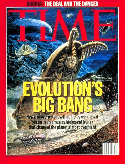 New theories and evidence about biological evolution on Earth.