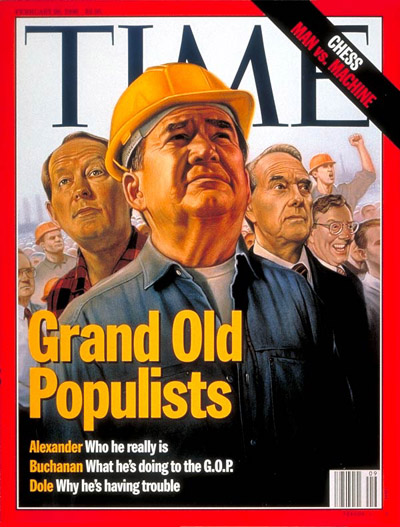 Grand Old Populists.