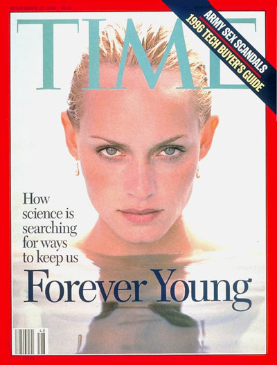 Model  Amber Valletta (Elite)
