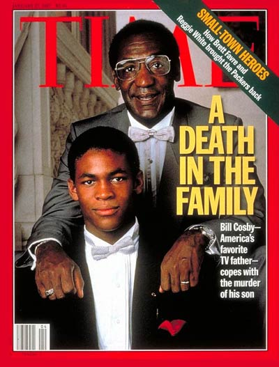 TIME Magazine Cover: Bill Cosby -- Jan. 27, 1997