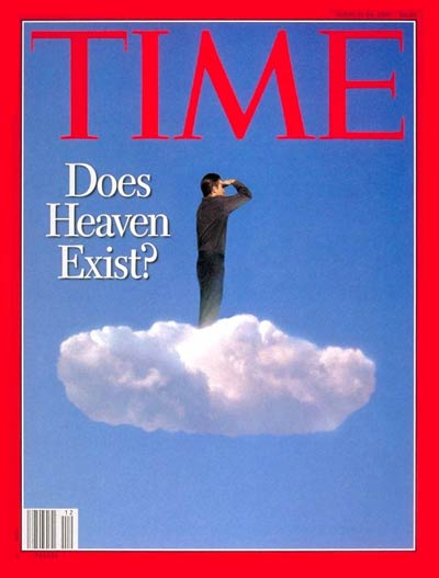 TIME Magazine Cover: Does Heaven Exist? -- Mar. 24, 1997