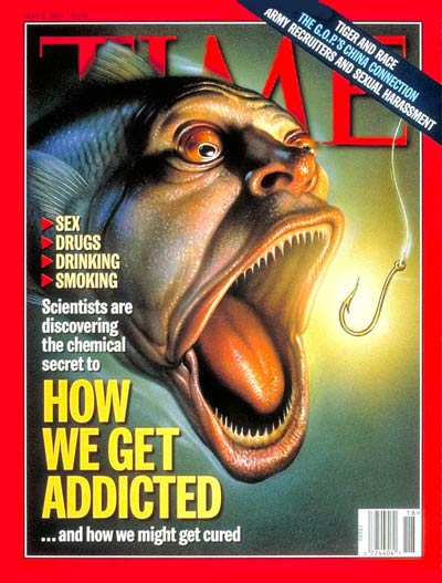 TIME Magazine Cover: How We Get Addicted -- May 5, 1997