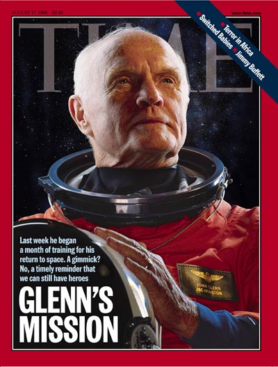 john glenn astronaut quotes - photo #9