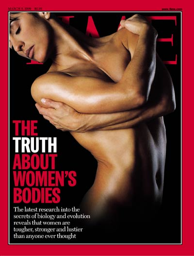 The Truth About Women's Bodies.'