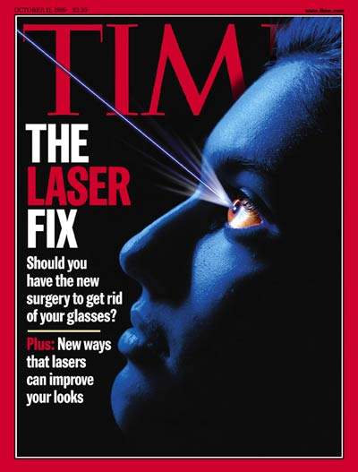 The Laser Fix' re laser eye surgery, from Matrix