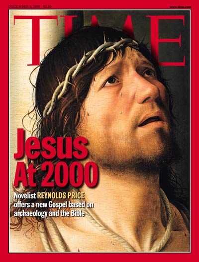 TIME Magazine Cover: Jesus at 2000 -- Dec. 6, 1999