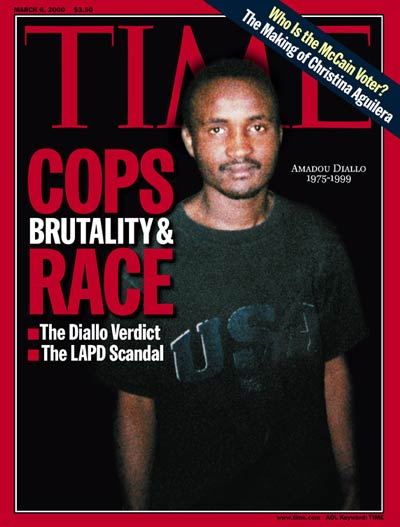 Cops, Brutality & Race