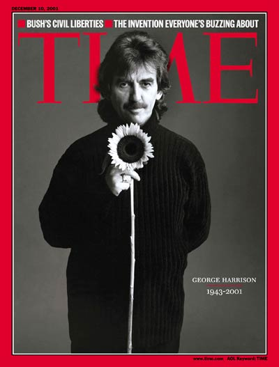 George Harrison: 1943-2001