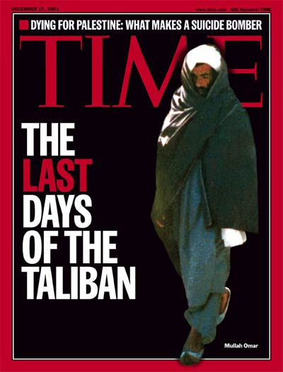 TIME Magazine Cover: The Taliban -- Dec. 17, 2001