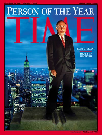 Rudy Giuliani, Tower of Strength