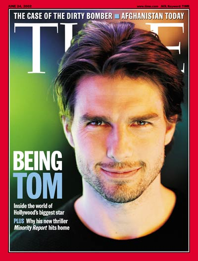 TIME Magazine Cover: Tom Cruise -- June 24, 2002