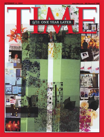 TIME Magazine Cover: Sept. 11 Memorial Issue -- Sep. 9, 2002