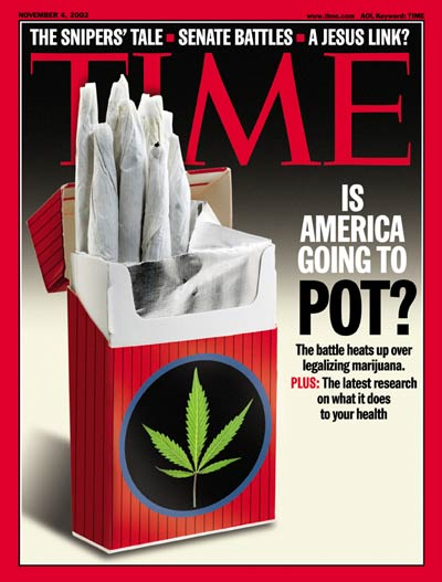 IS AMERICA GOING TO POT? The battle heats up over legalizing marijuana. PLUS: The latest research on what it does to you health