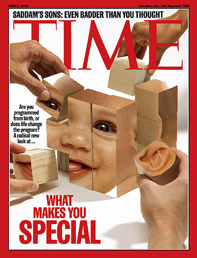 TIME Magazine Cover: What Makes You Special -- June 2, 2003