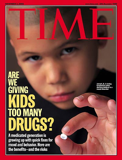 Are We Giving Kids Too Many Drugs?'