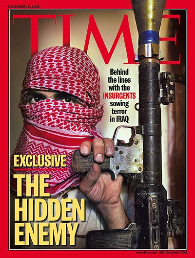 TIME Magazine Cover: The Hidden Enemy -- Dec. 15, 2003