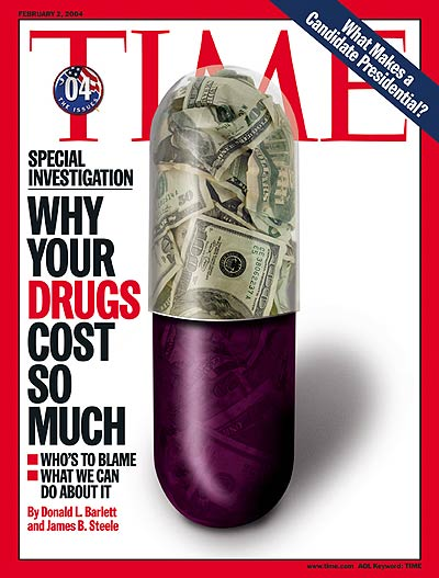 'Why Your Drugs Cost So Much' High cost of medicines in America.