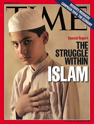 TIME Magazine Cover: The Struggle Within Islam -- Sep. 13, 2004