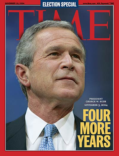 Image result for george bush time magazine
