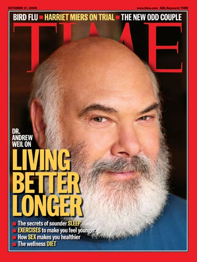 TIME Magazine Cover: Living Better Longer -- Oct. 17, 2005
