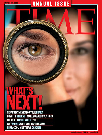 TIME Magazine Cover: What's Next! -- Mar. 20, 2006