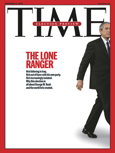 Book Cover: [share_ebook] TIME Magazine November 6, 2006 Vol. 168 No. 19