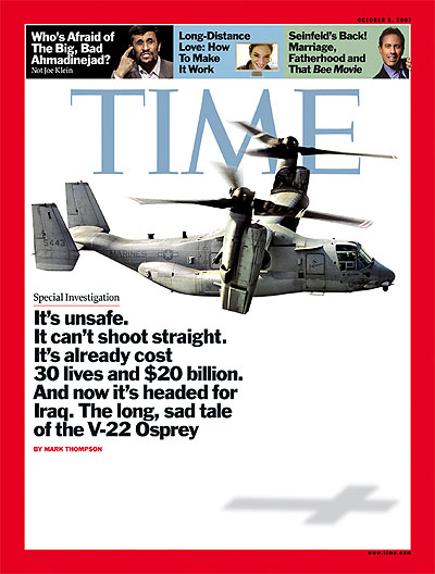 The long, sad tale of the V-22 Osprey. Photo of the V-22 Osprey, a combat troop carrier. Photo-Illustration. V-22 Osprey photograph by Ted Carlson/Check Six