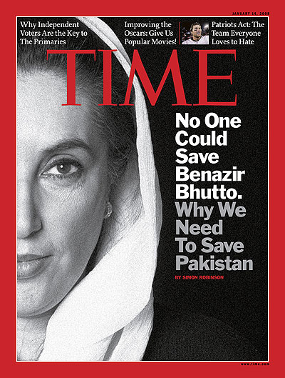 No One Could Save Benazir Bhutto. Why We Need To Save Pakistan.