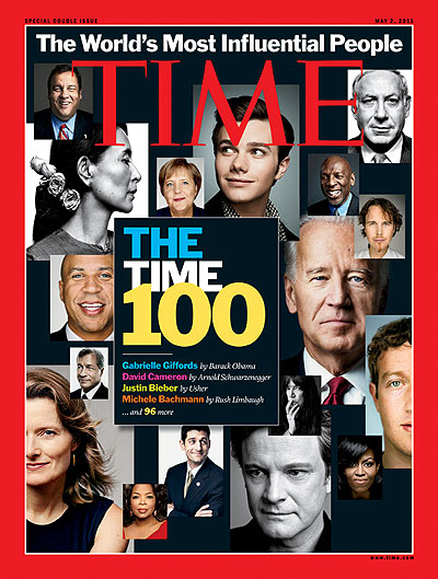 The 2011 TIME 100