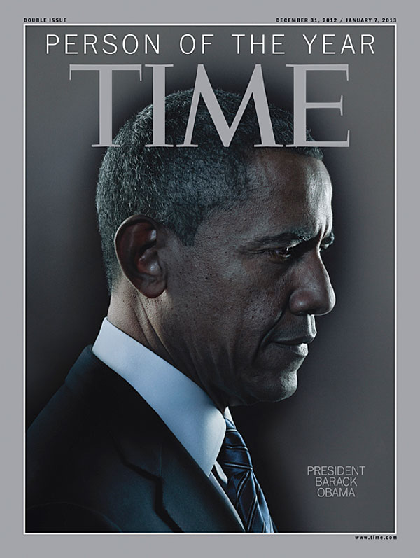 Barack Obama: TIME's 2012 Person of the Year