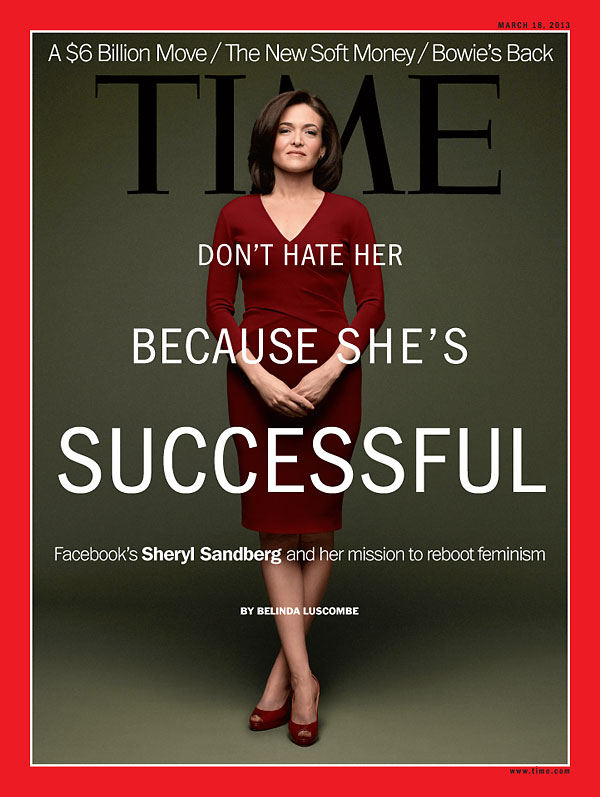 Don't Hate Her Because She's Successful | Mar. 18, 2013