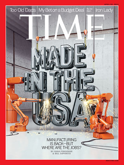 April 22, 2013 Time Cover