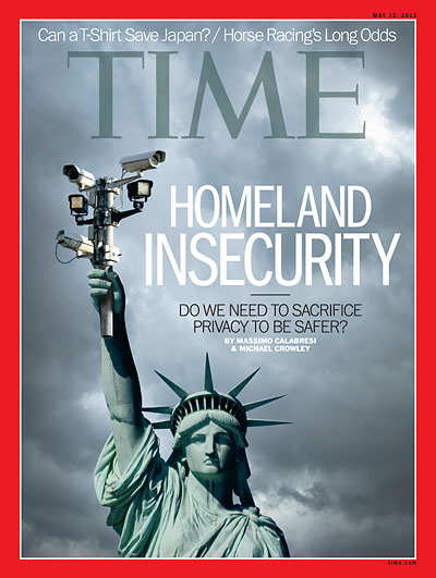 May 13, 2013 Time Cover