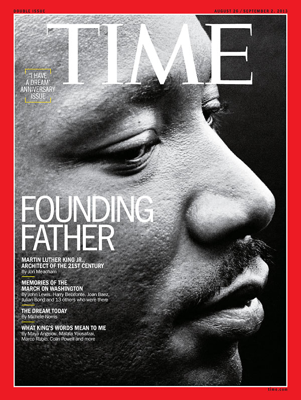 "martin luther king jr a time By the time of his death, king had already become a civil-rights icon, despite fbi  director j edgar hoover's proclaiming him ""the most."