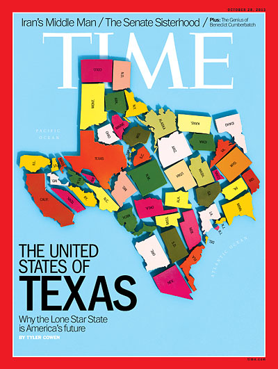 TIME Magazine -- Europe, Middle East and Africa Edition -- October 28, 2013 | Vol. 182, No. 18