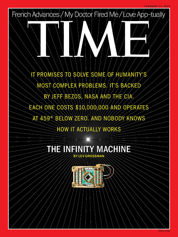 the infinity machine