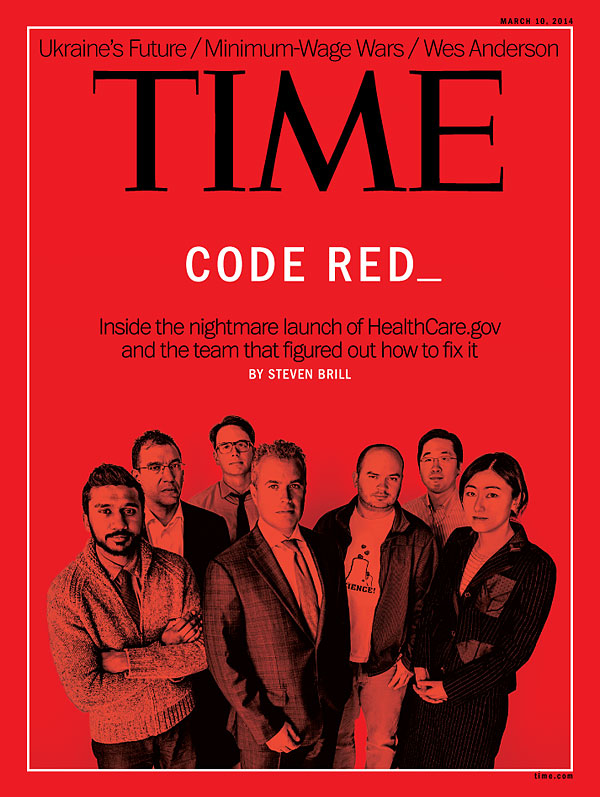 Time Magazine US 20140310 Covers