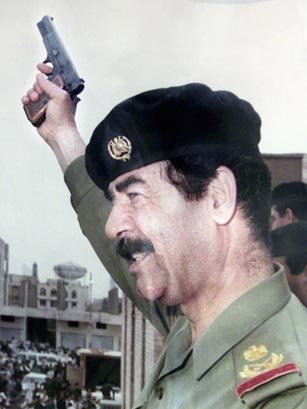 an analysis of the war history of iraqi leader saddam hussein At the heart of the uk and us decision to go to war in iraq - that saddam hussein had former iraqi leader the spies who fooled the world.