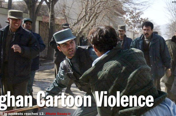 The Effect Of Cartoon Violence Media Essay